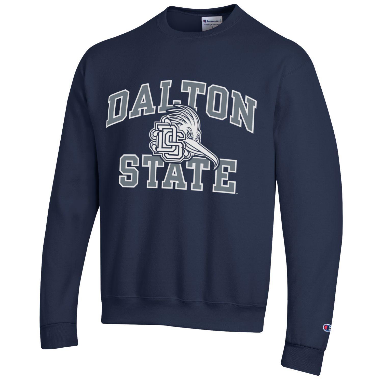 Dalton State DS Roadrunner Logo Arch Powerblend Crewneck Sweatshirt
