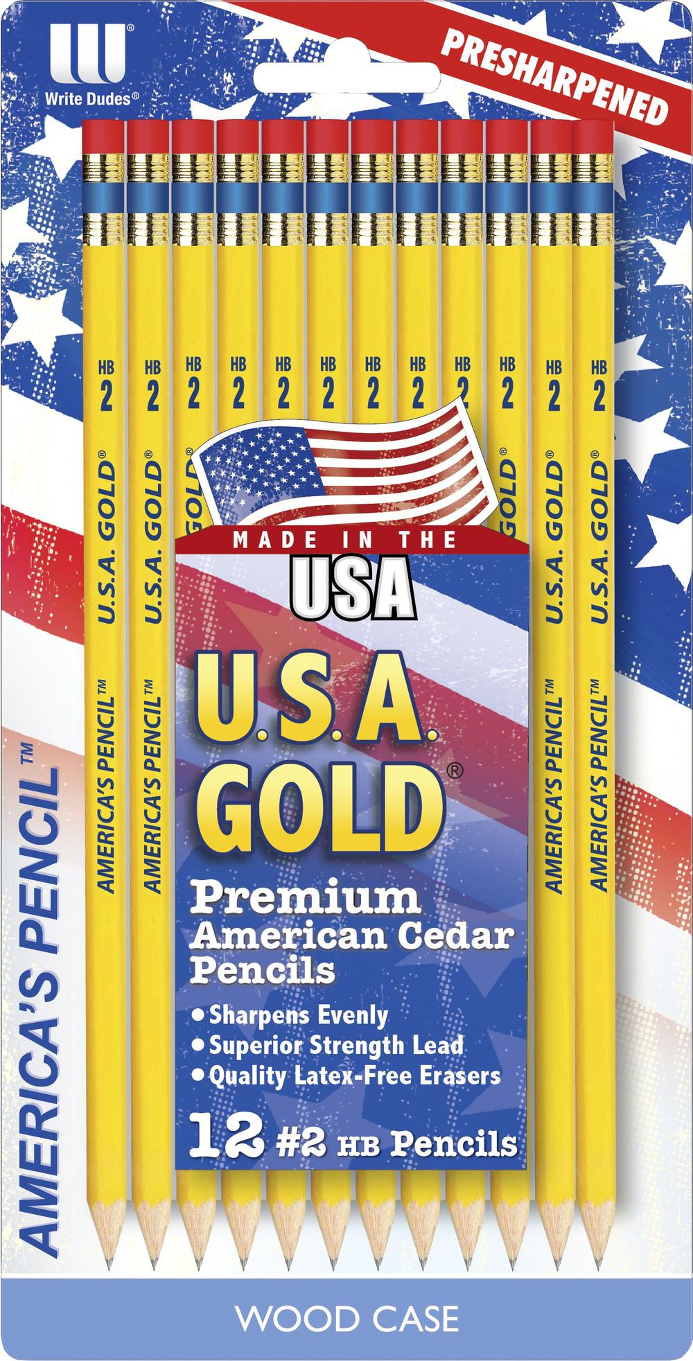 Premium Wooden Pencils