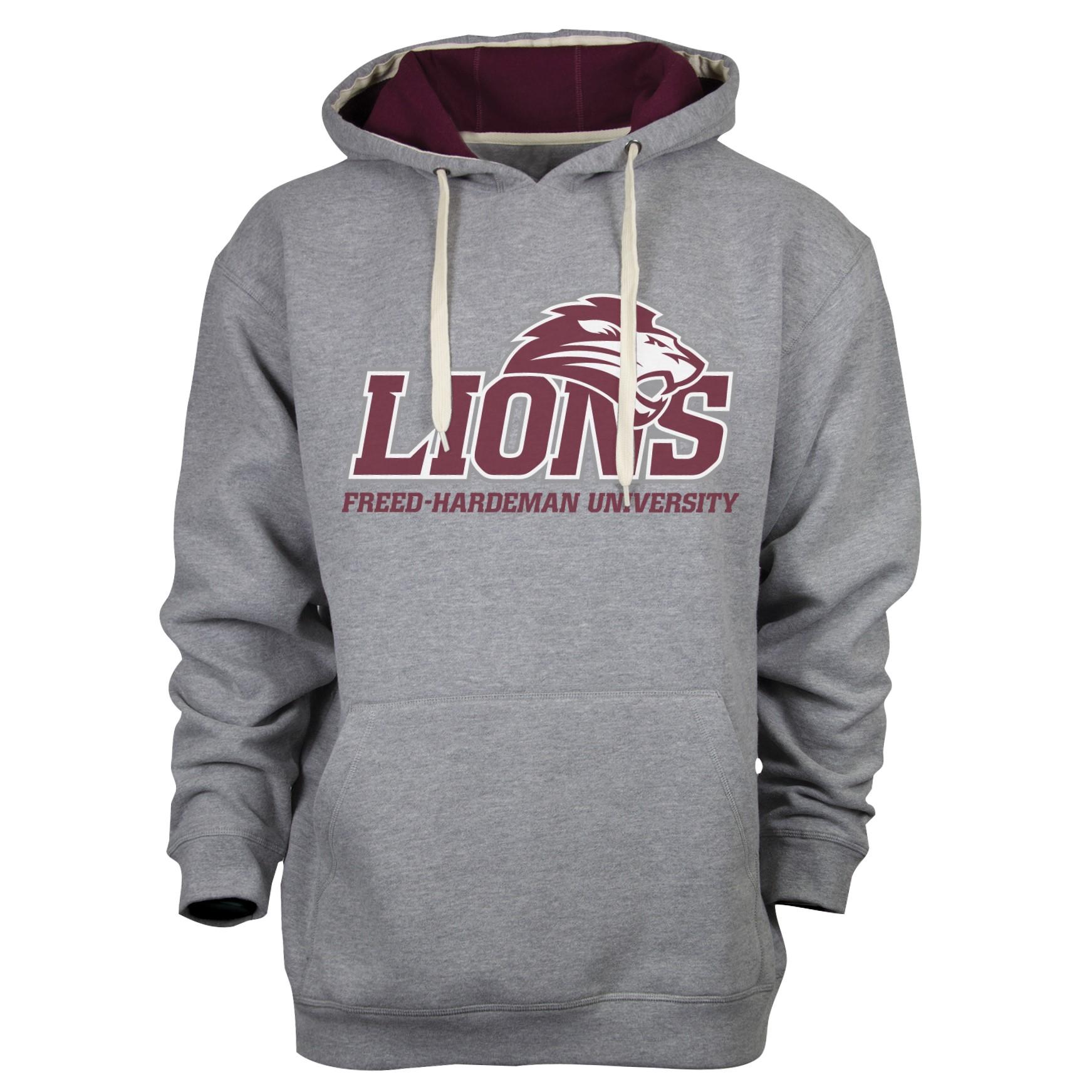 Freed-Hardeman Lions Hoodie