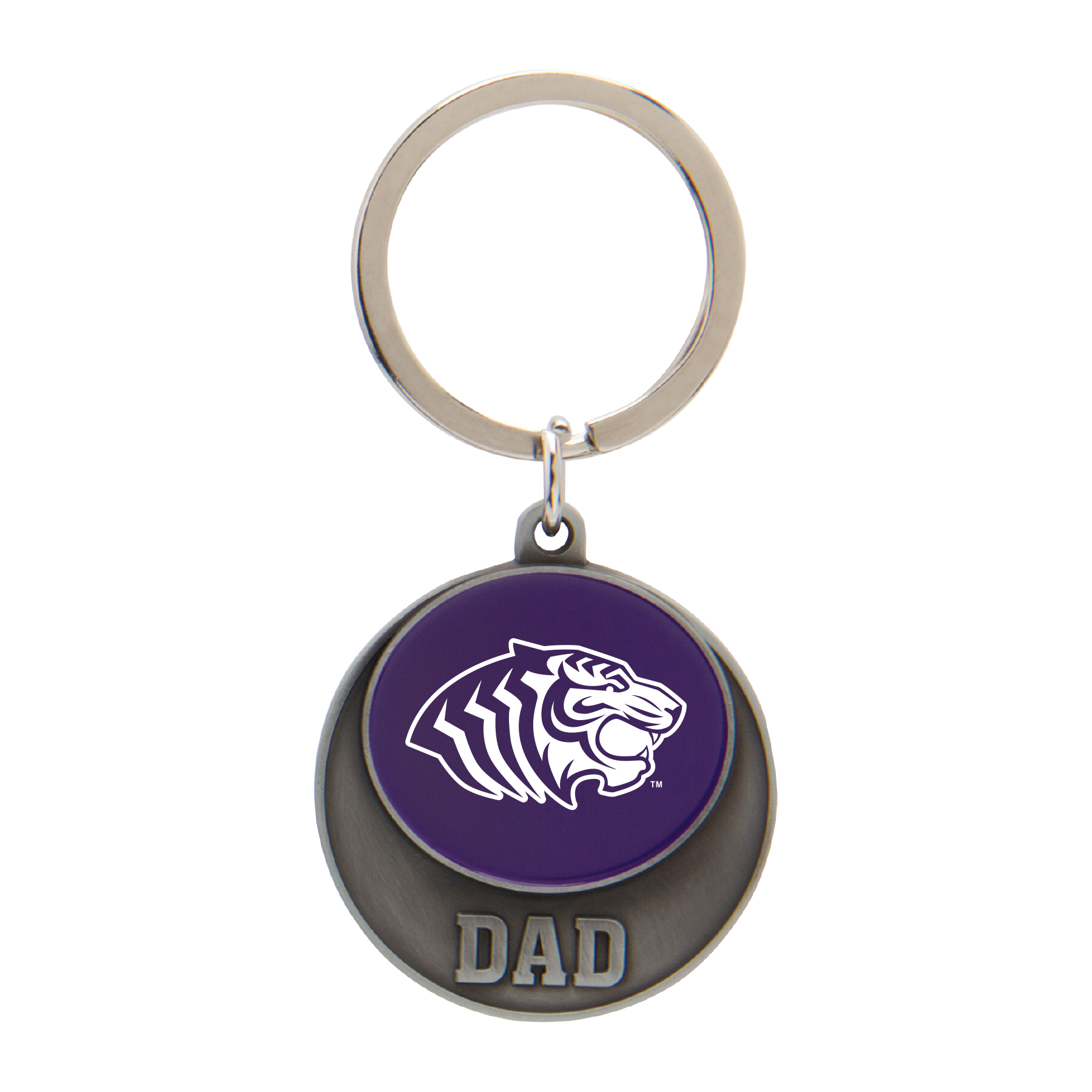 OUACHITA DAD KEYCHAIN