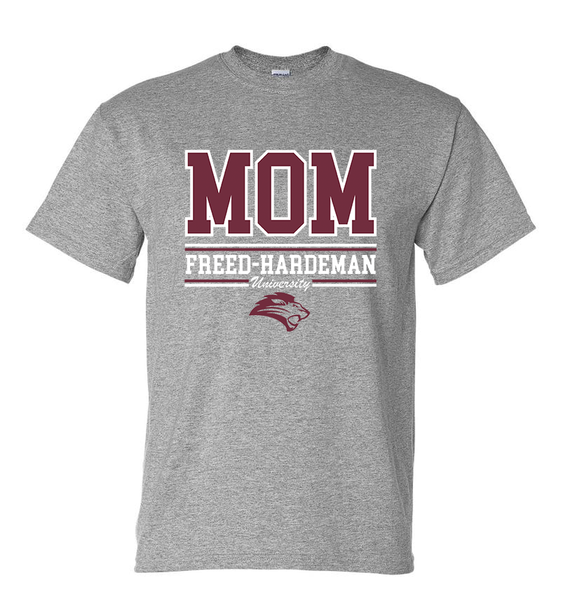 Freed-Hardeman Mom Tee - 2XL
