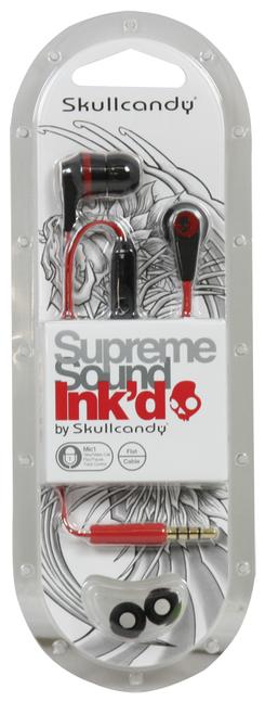 Skullcandy INK'D Mic Earbuds