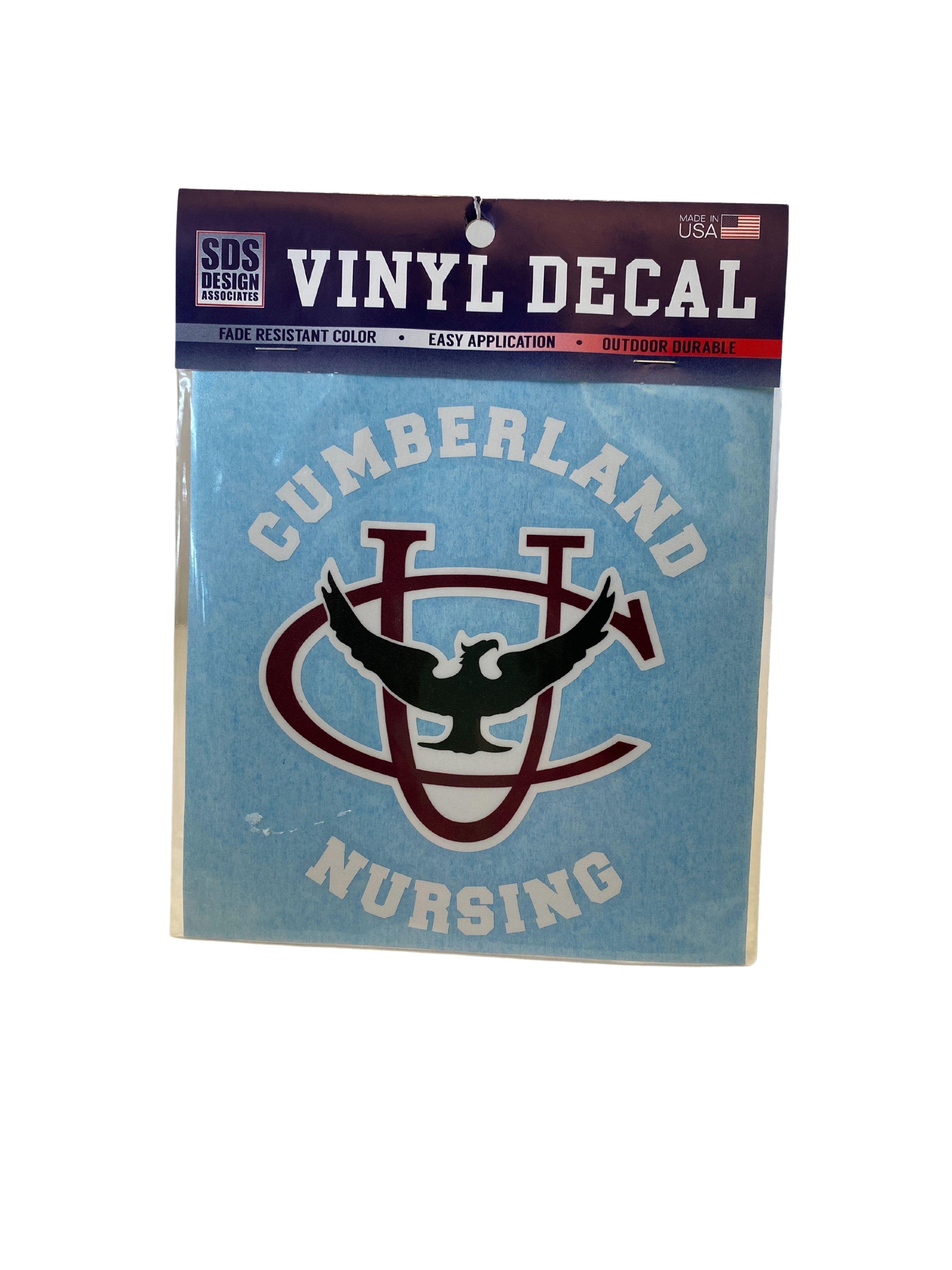 Cumberland Nursing Decal