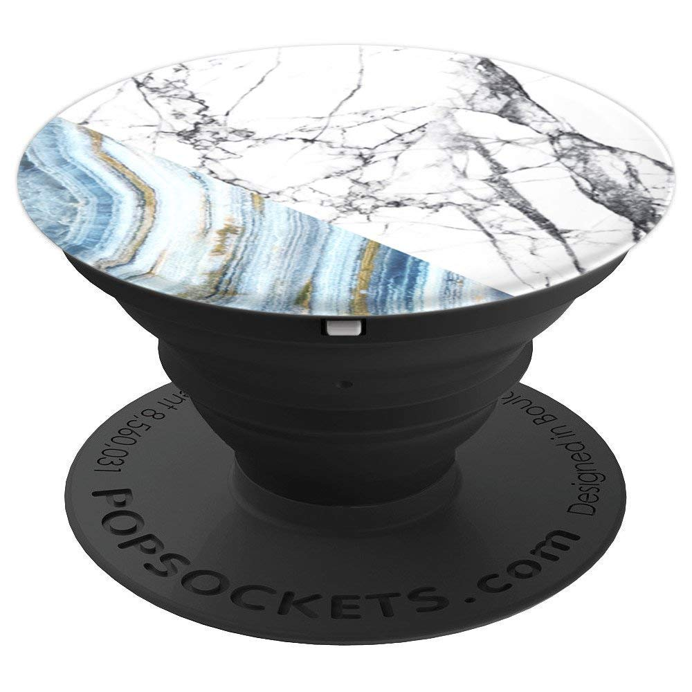 Aegean Marble Swappable PopSocket