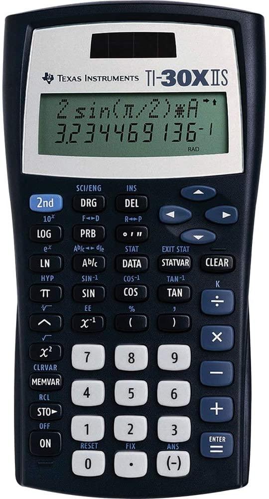 #58 Calculator TI30XIIS