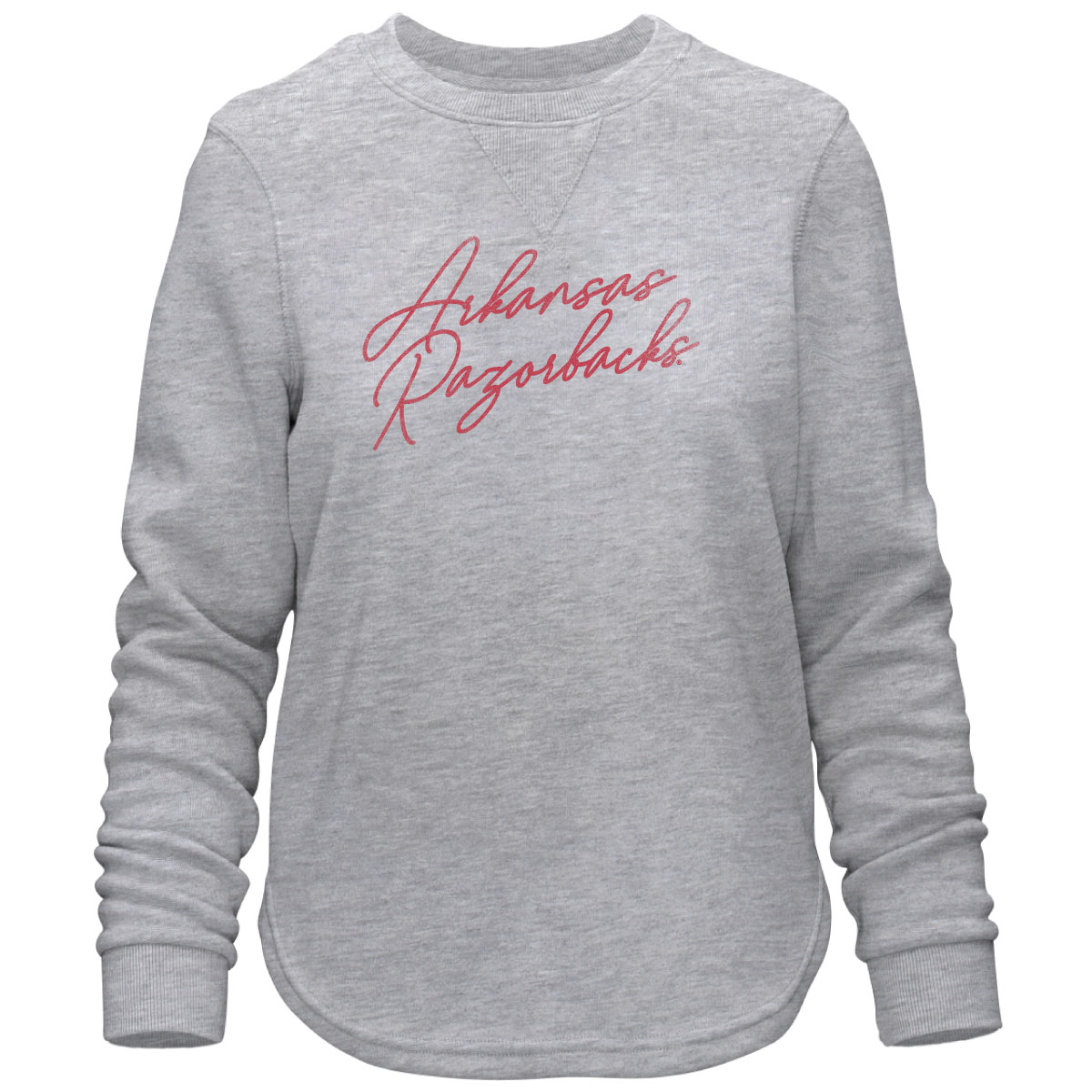 Arkansas Razorbacks Script Sweatshirt