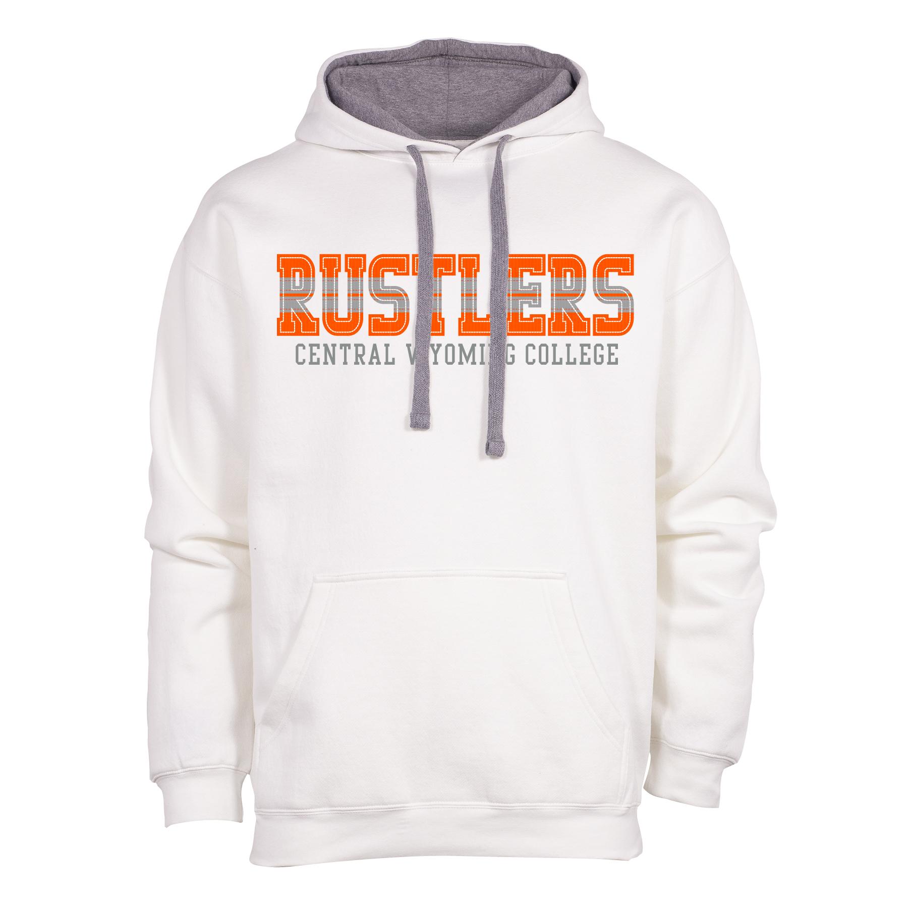 White Rustlers Hoodie
