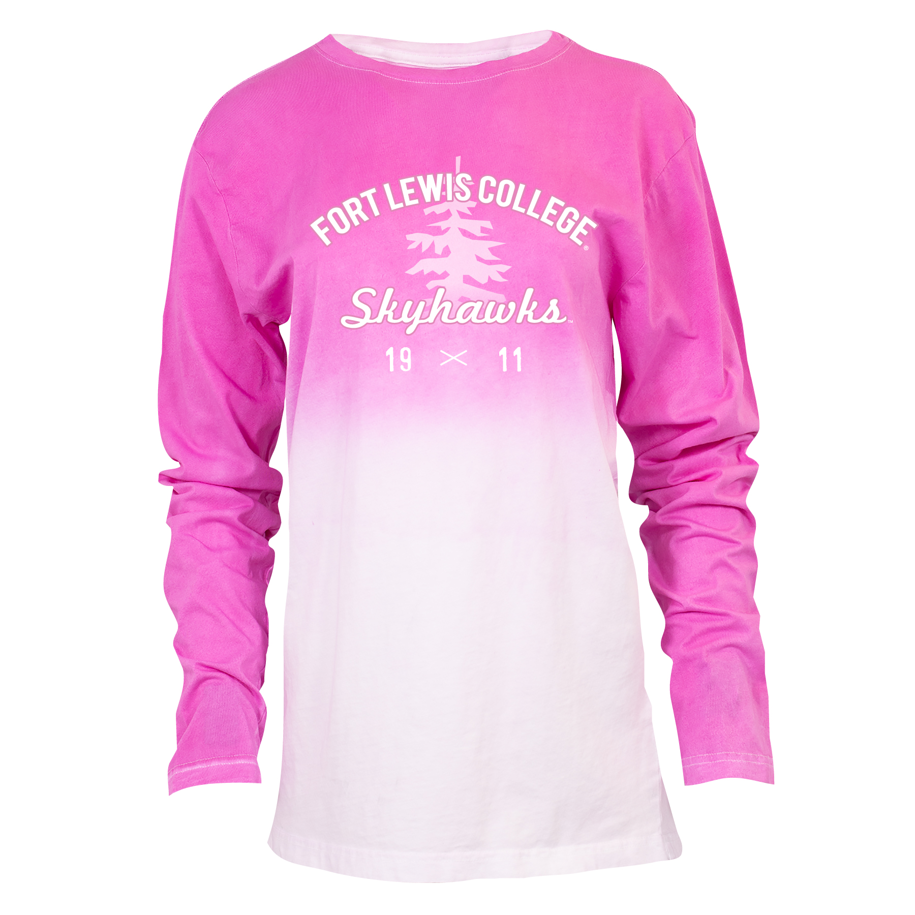 1911 FLC Skyhawks Dip Dyed L/S T-Shirt