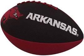 Arkansas Razorback Junior Sized Football