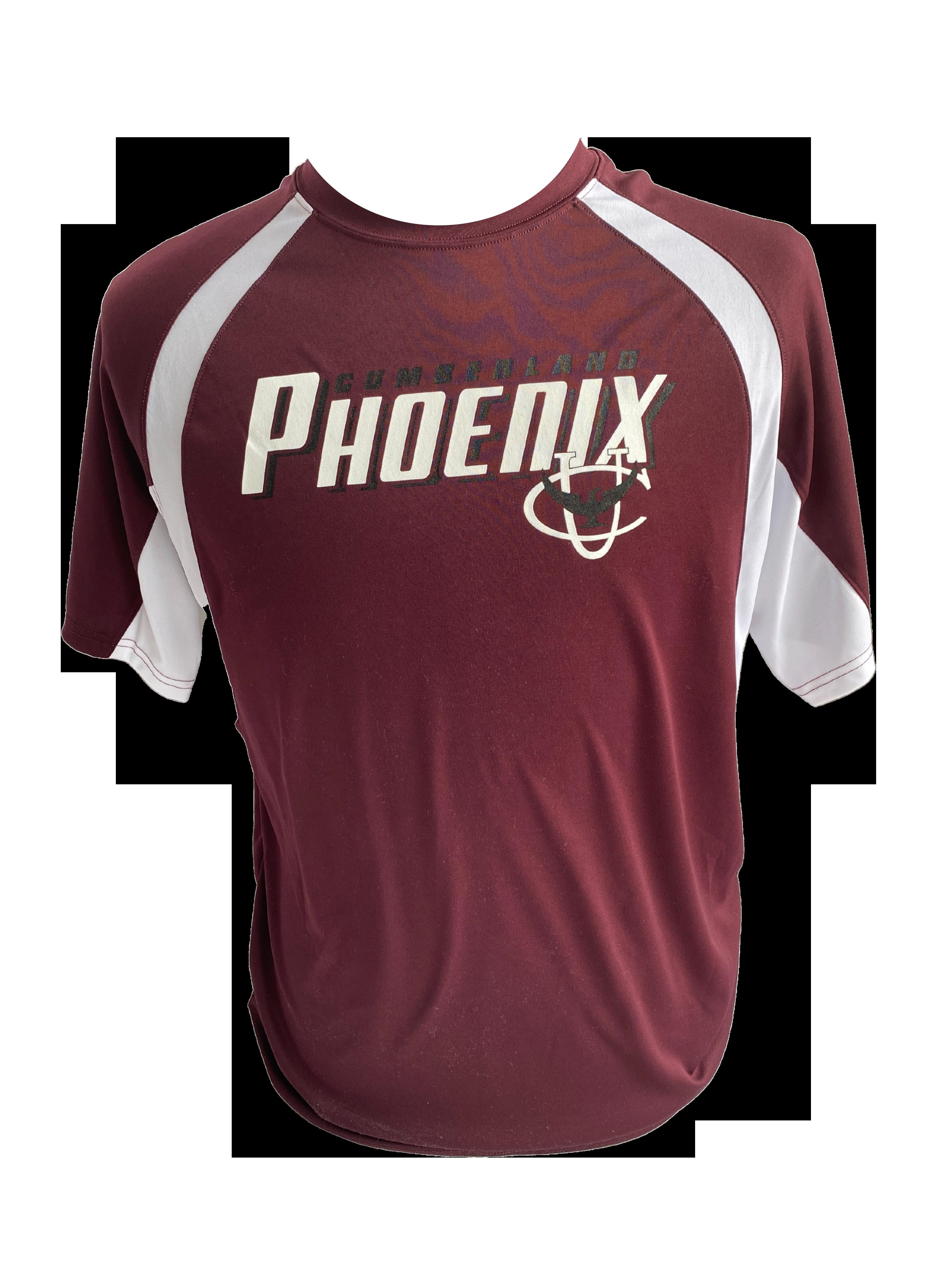 Cumberland Phoenix Hook Tech Shirt