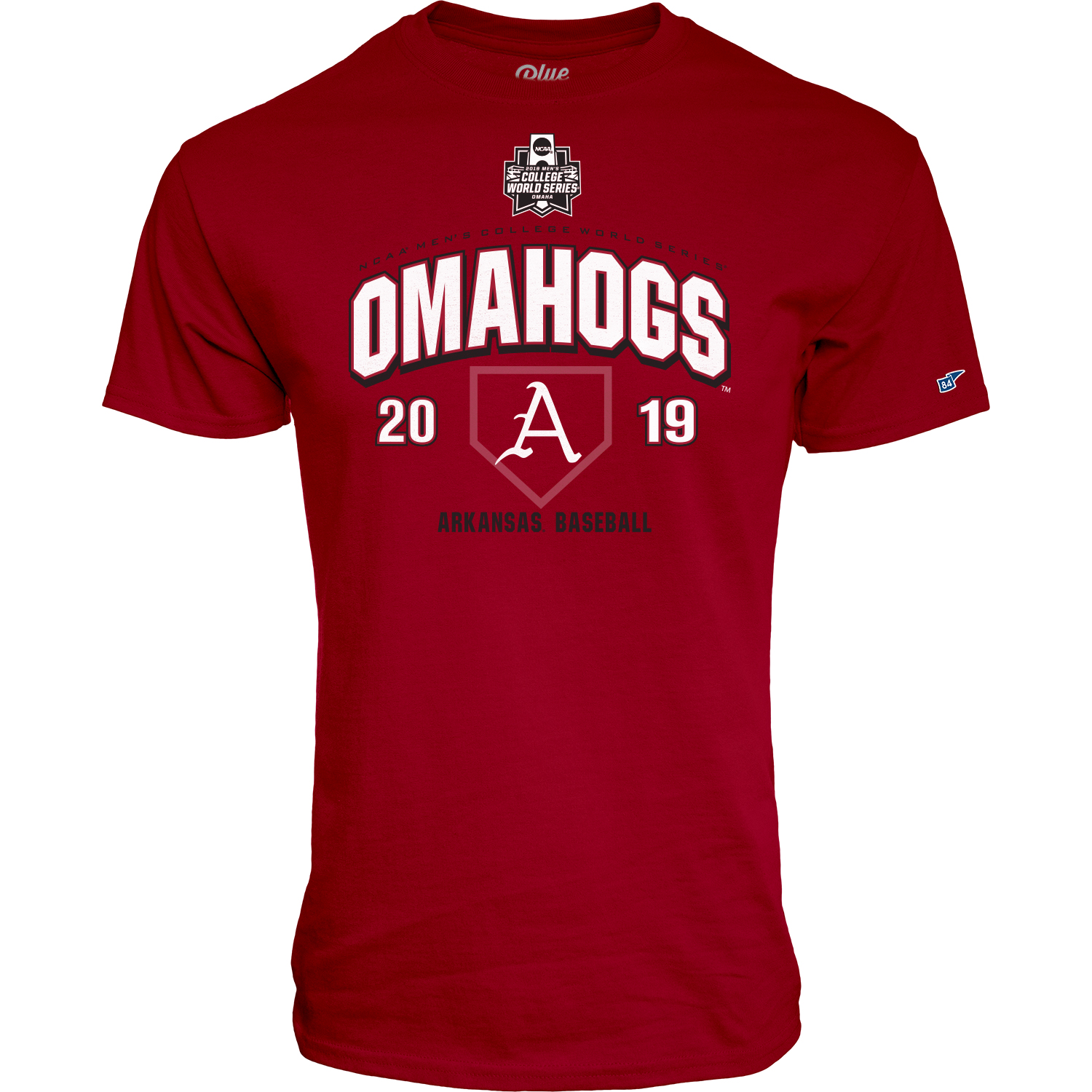 Omahogs 2019 SS Tee