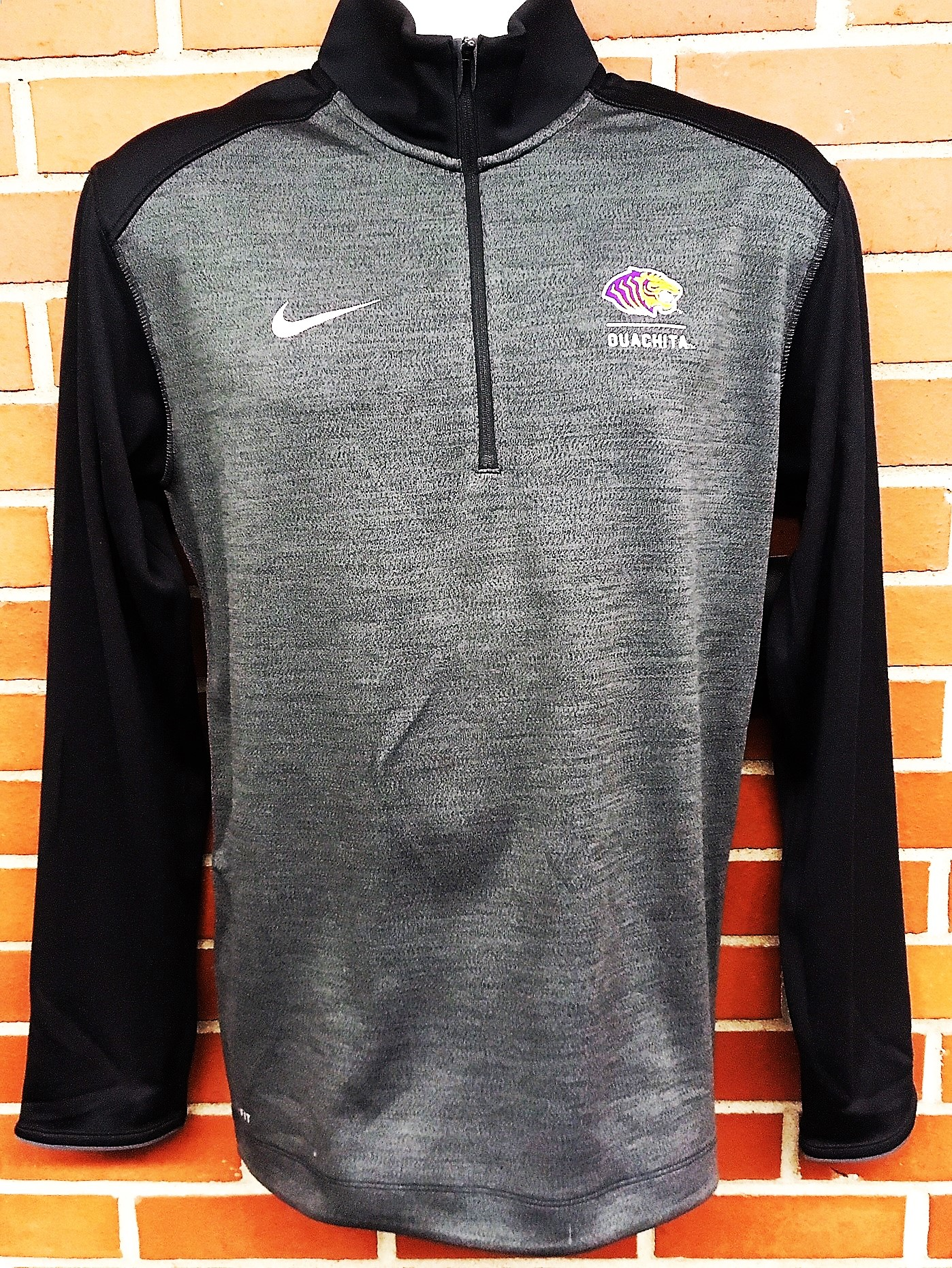OUACHITA 1/4 ZIP COACHES PULLOVER