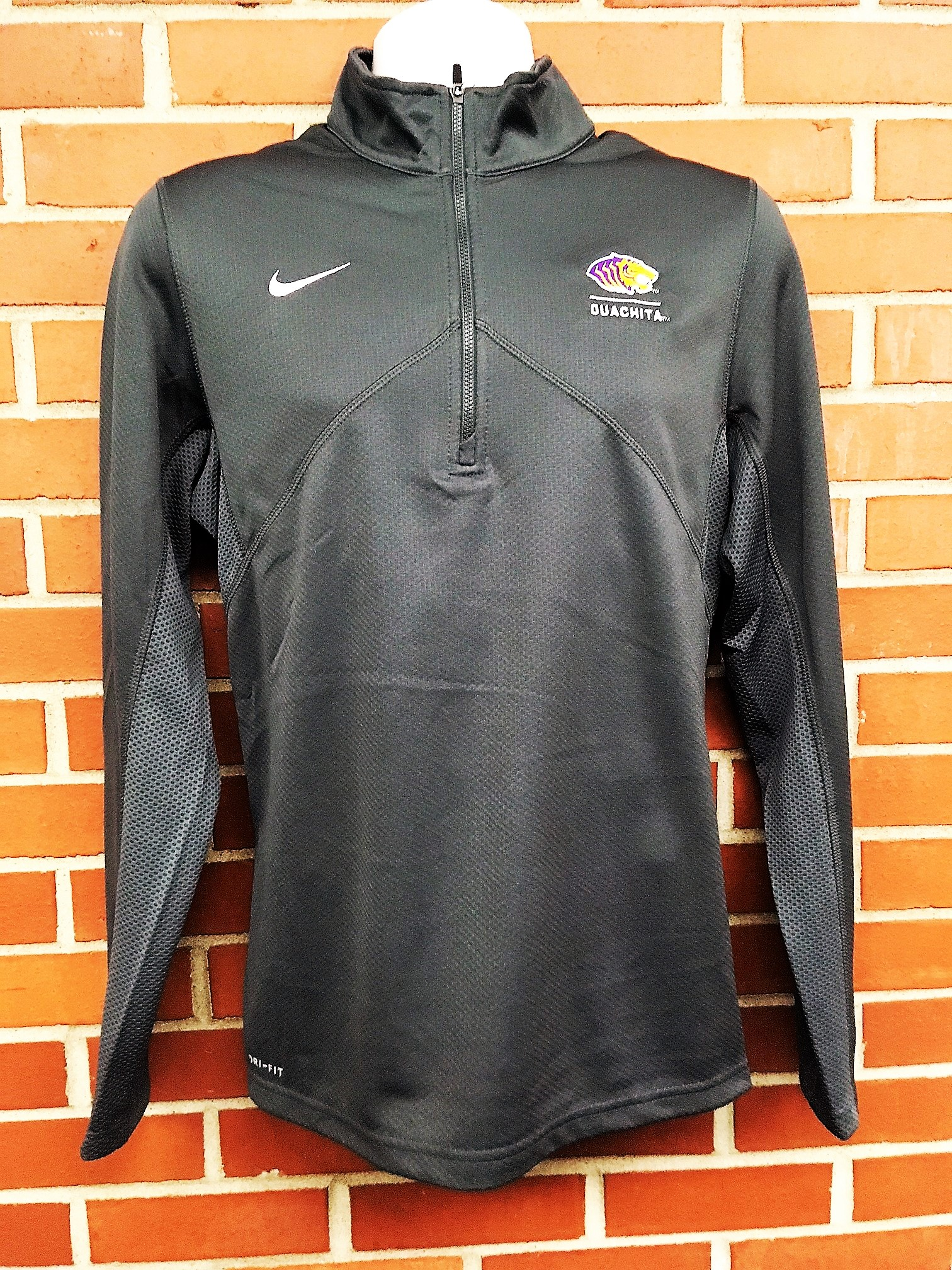 OUACHITA 1/4 ZIP TRAINING PULLOVER