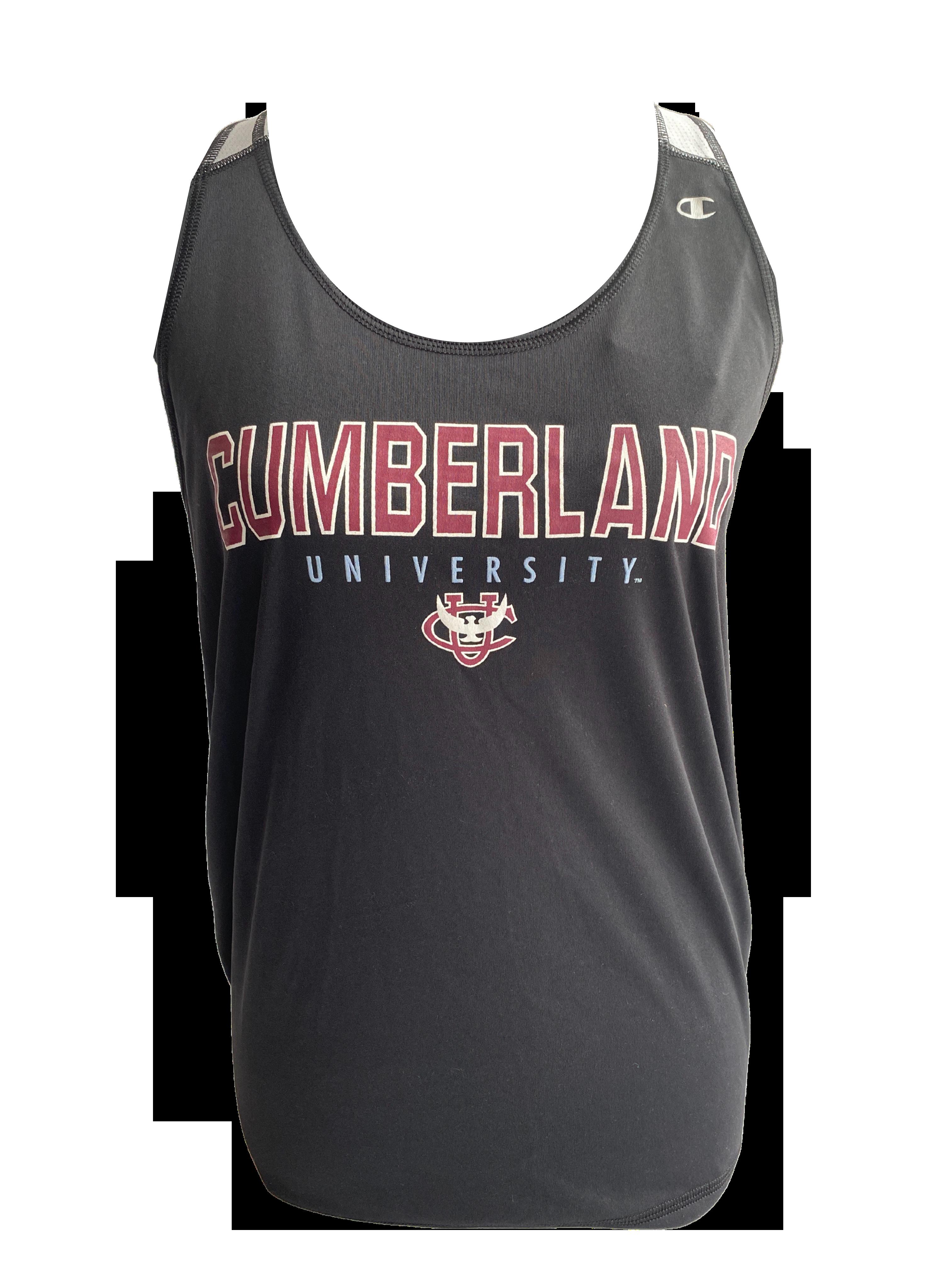 Cumberland University Ladies Workout Tank