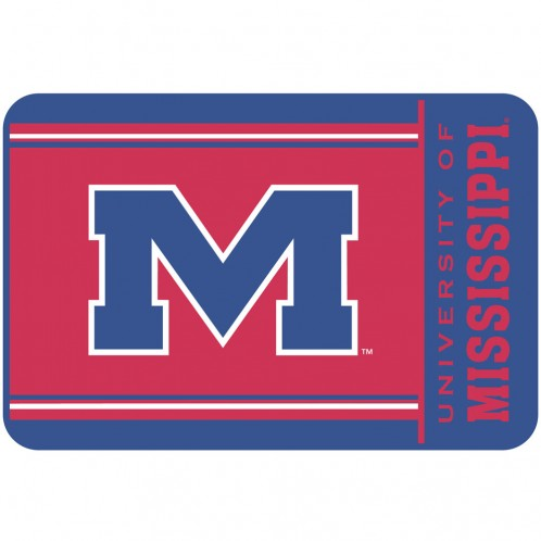 Ole Miss Welcome Mat