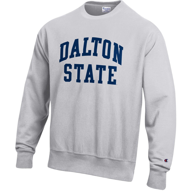 Dalton State Arch Reverse Weave Crewneck Sweatshirt