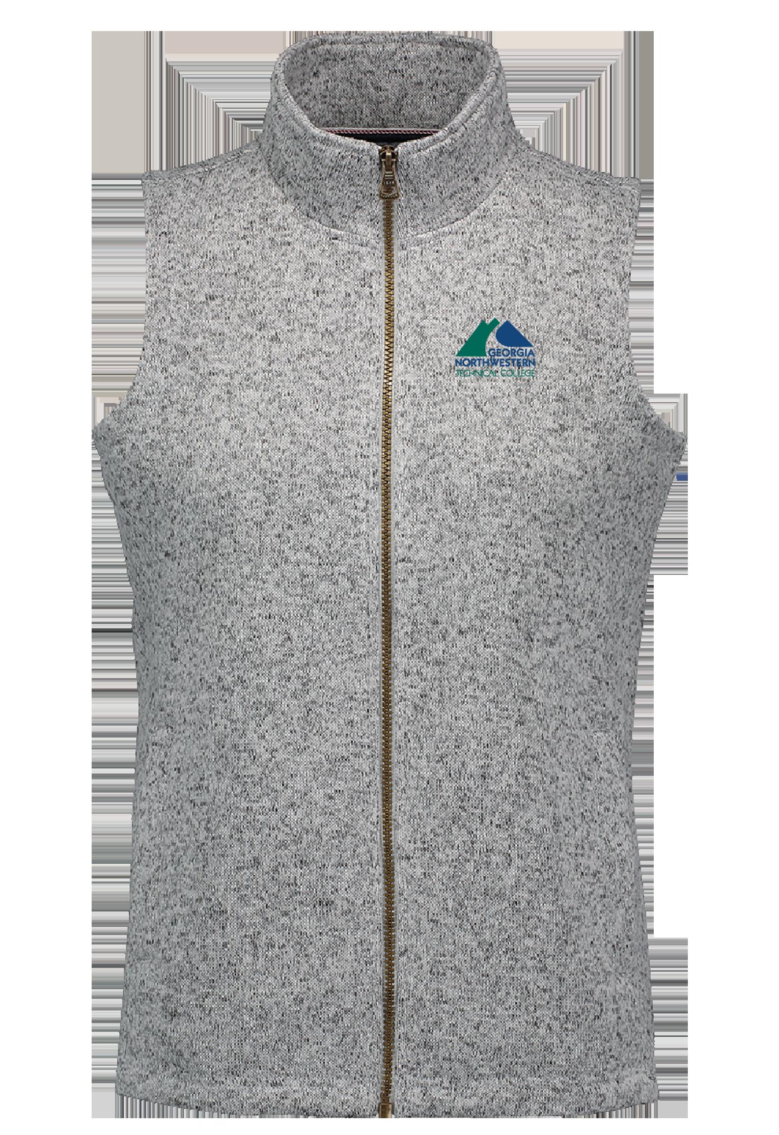 GNTC Ladies Sweaterfleece Vest