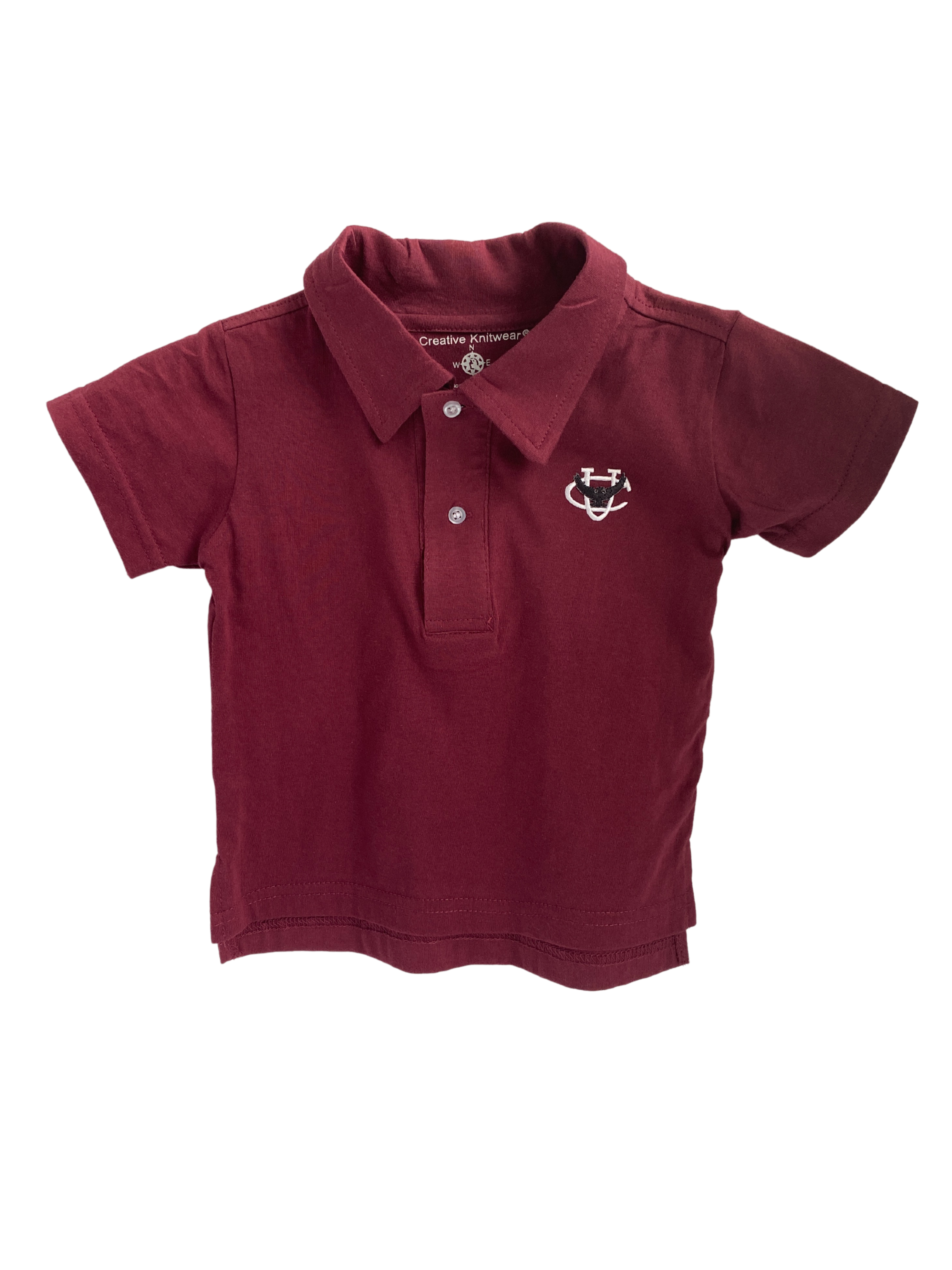 CU Old Logo Infant/Toddler Polo