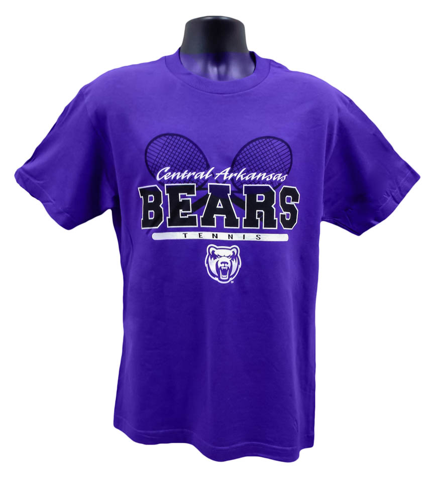Tennis Central Arkansas Bears Tee