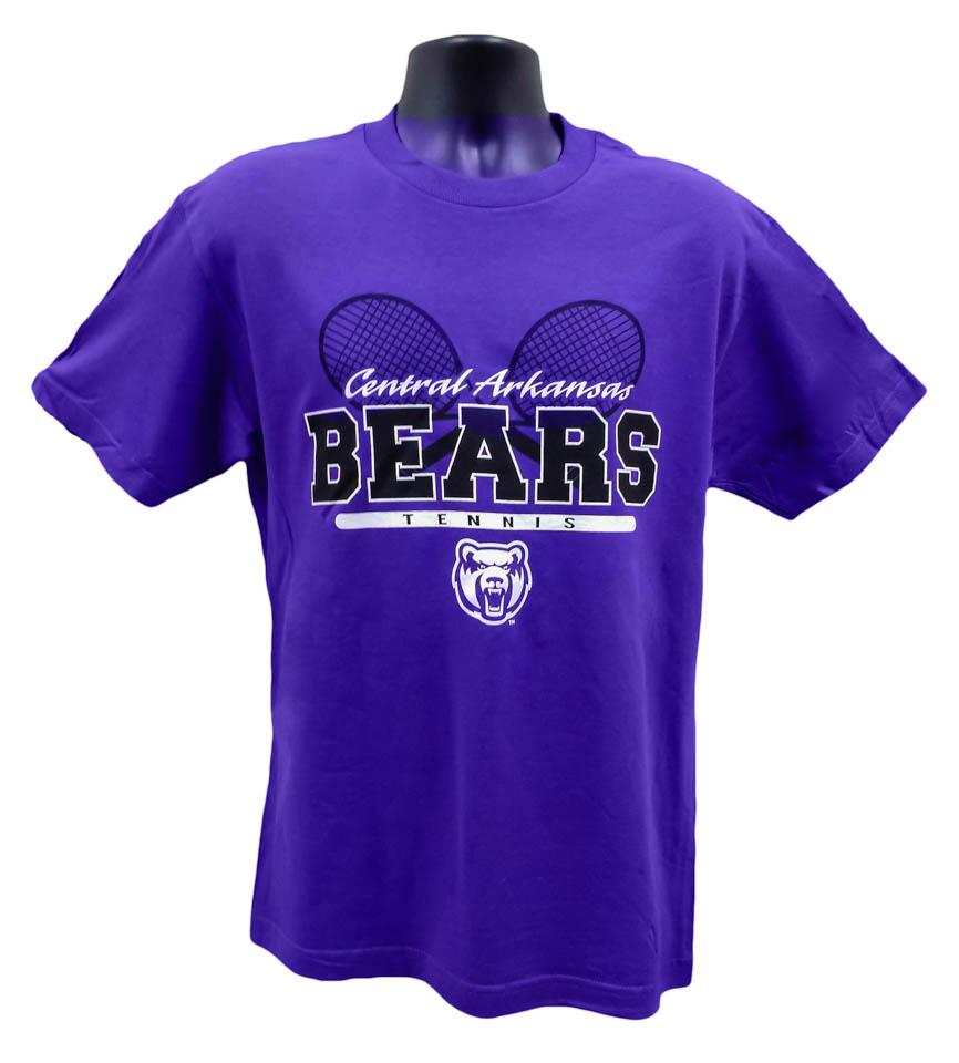 Tennis Central Arkansas Bears Tee