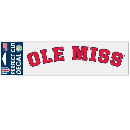 Ole Miss Arch Decal