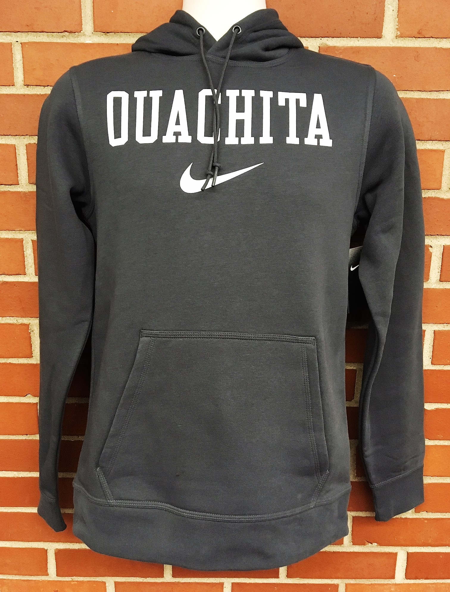 OUACHITA STADIUM CLUB FLEECE HOODY
