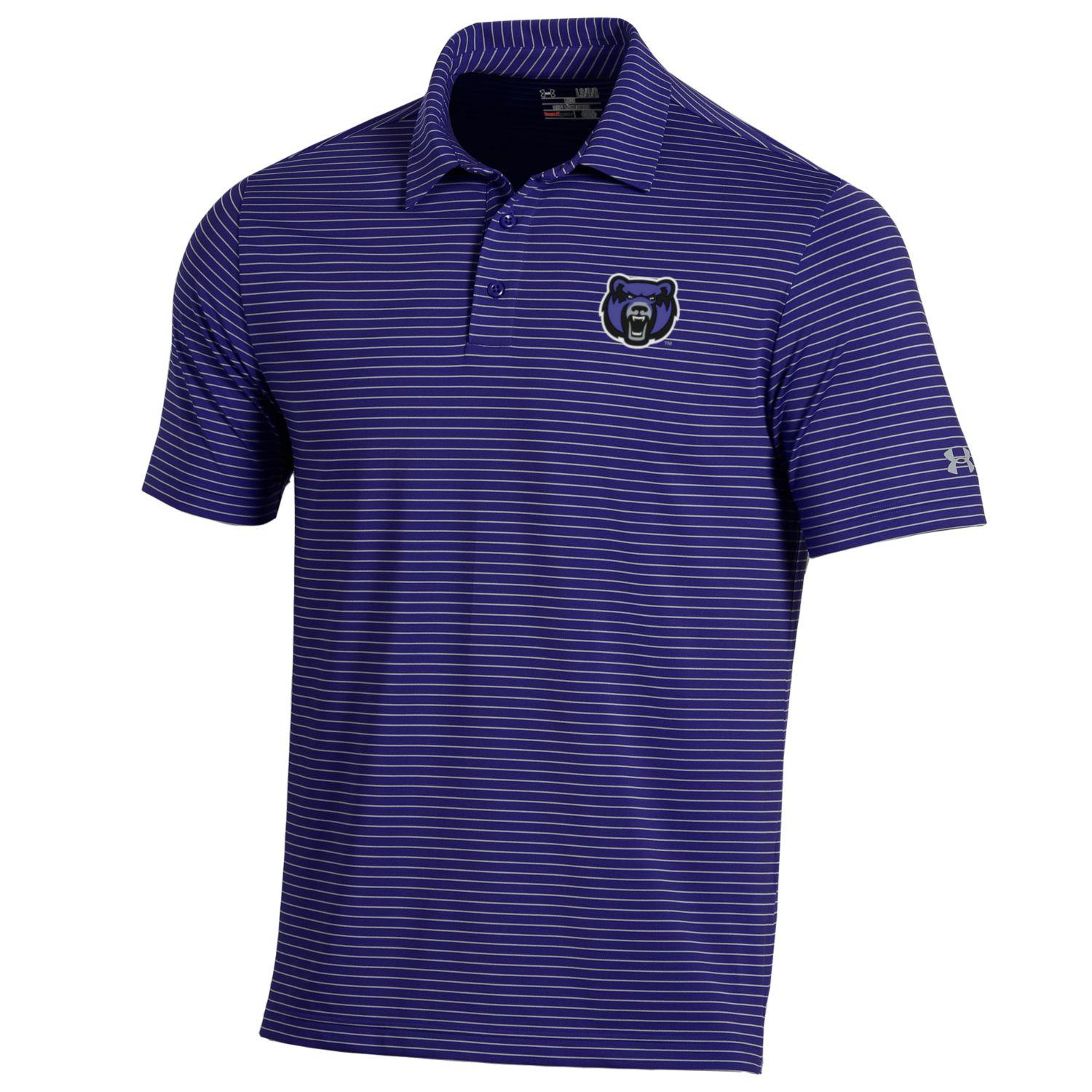 Playoff Stripe Polo