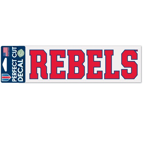 Rebels Perfect Cut Decal