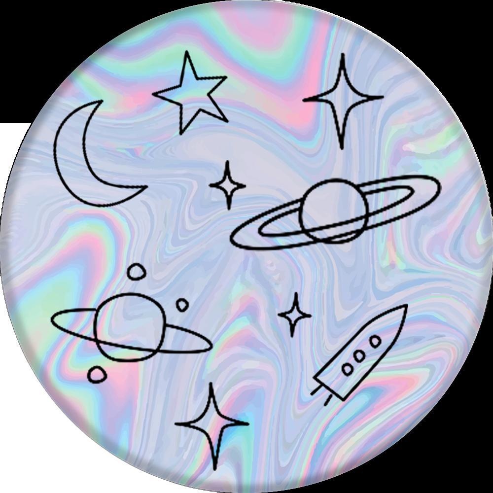 Space Doodle PopSocket