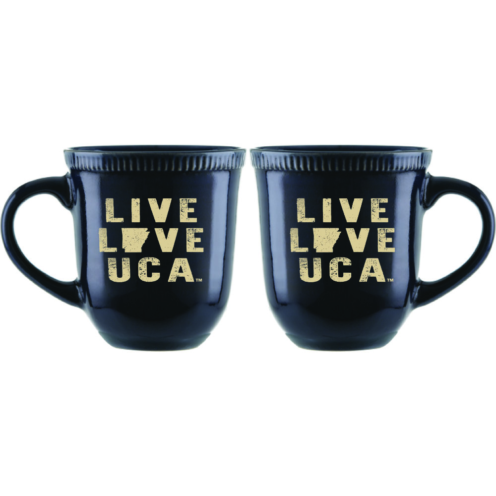 Live Love UCA Mug