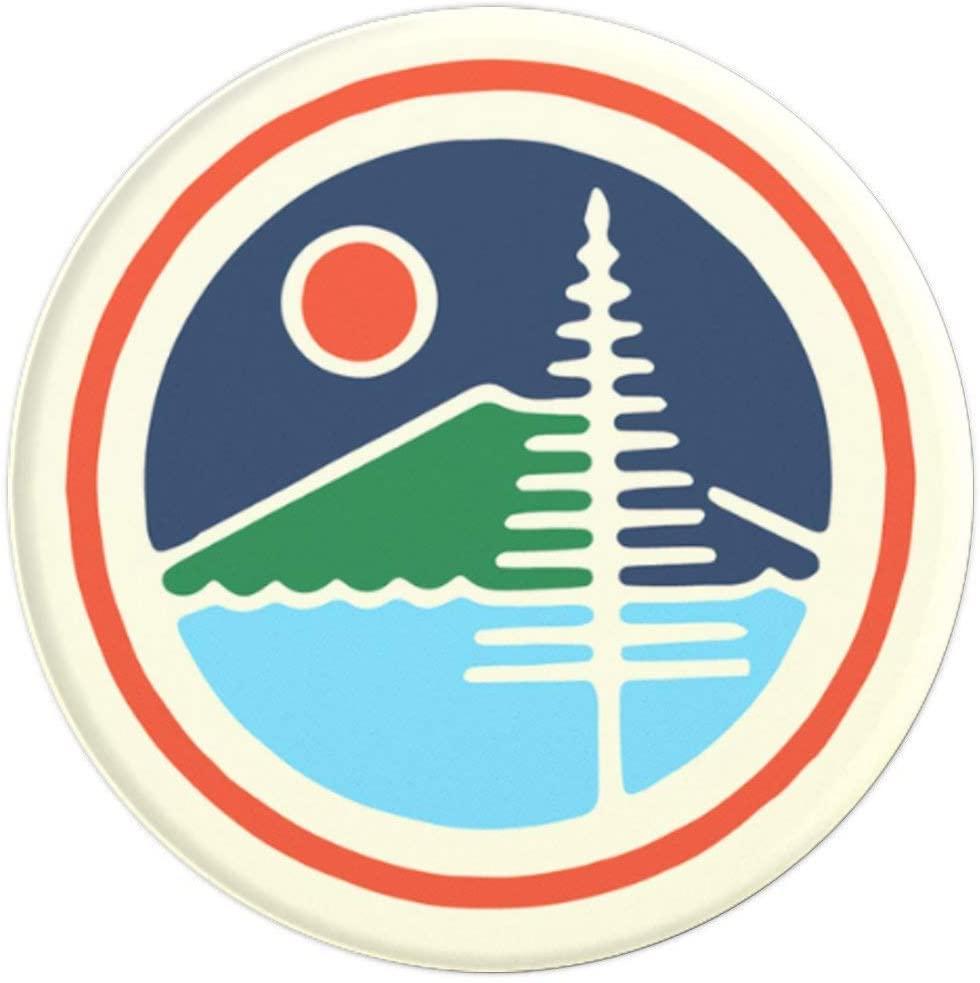 Camp Badge PopSocket
