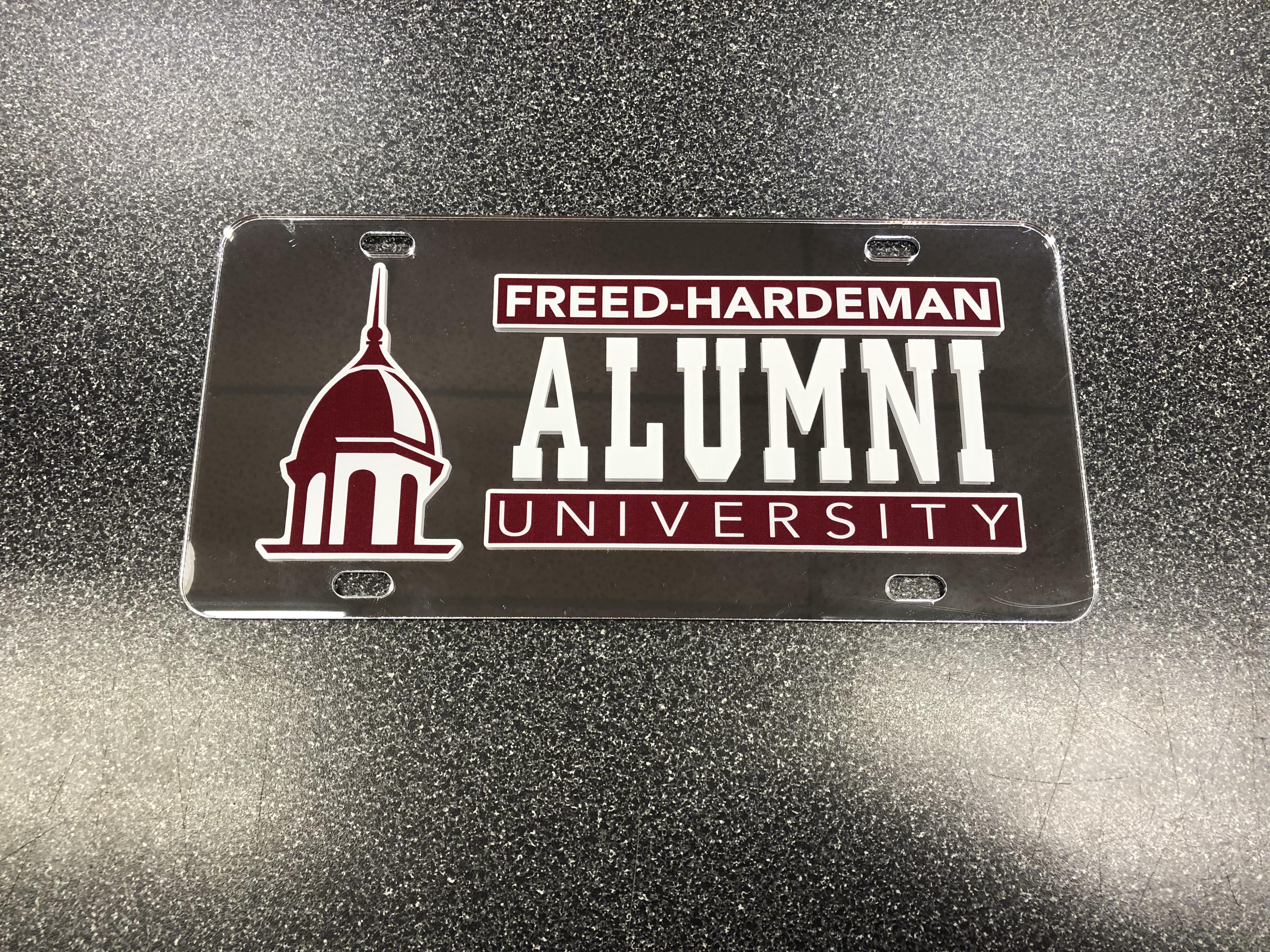 Alumni Car Tag