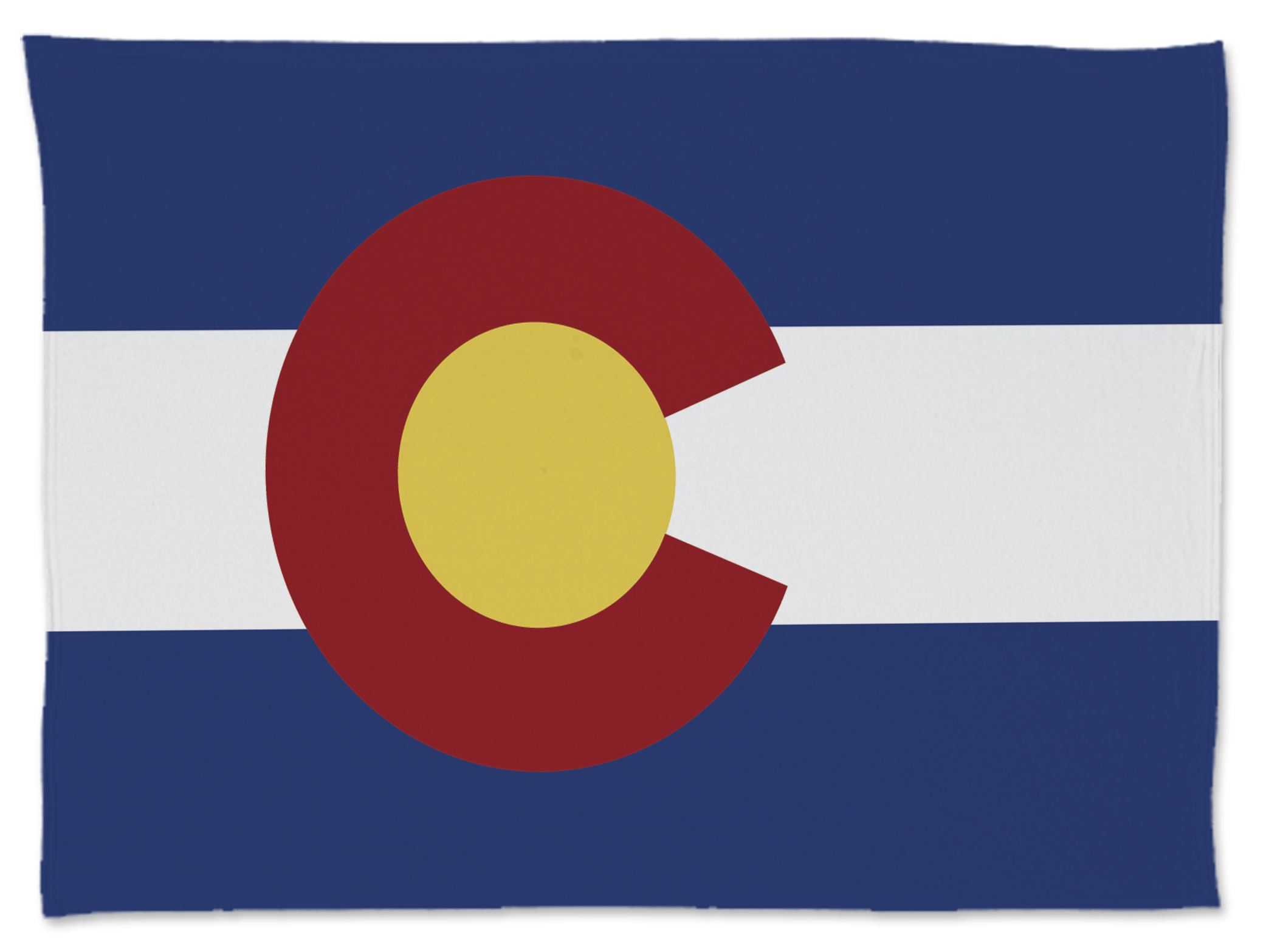 Pro-Weave CO Flag Blanket