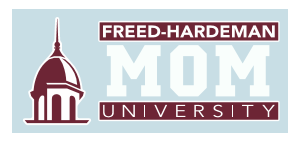 Freed-Hardeman Mom Decal