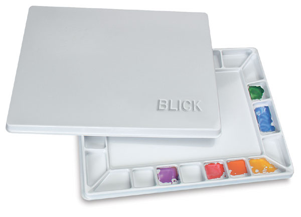 Blick Covered Palette