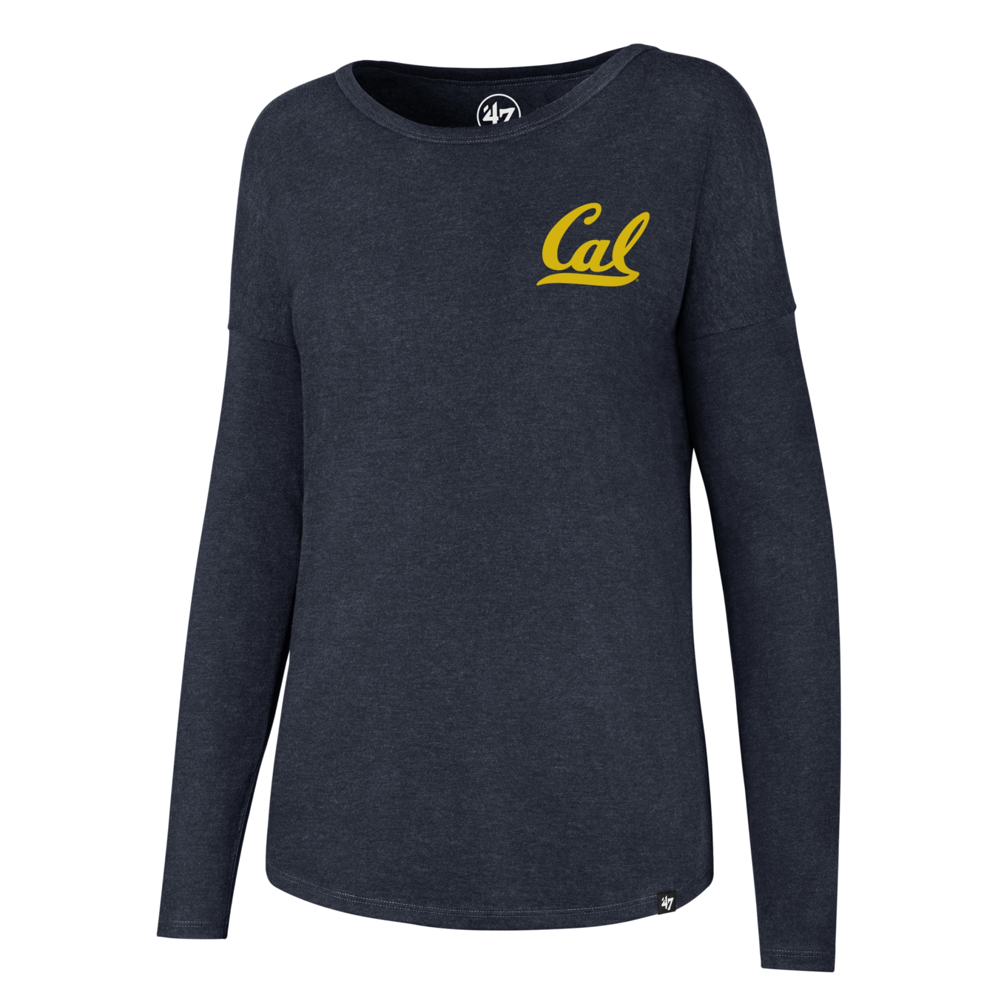 MD25-University of California Berkeley Golden Bears Club Courtside L/S Tee