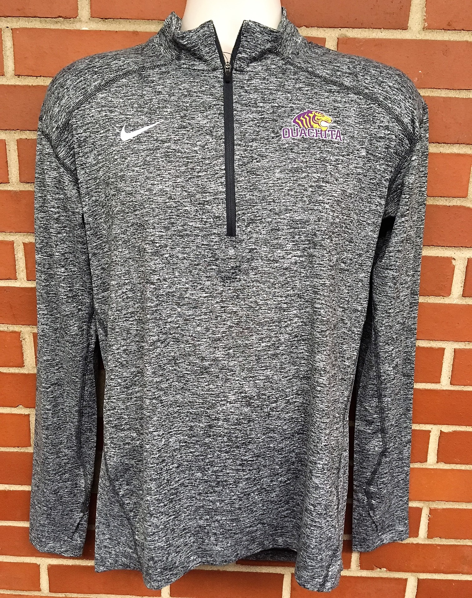 OUACHITA ELEMENT 1/4 ZIP TOP