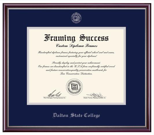 Dalton State College Scholastic Moulding Diploma Frame
