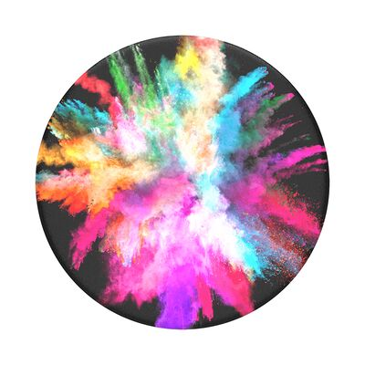 Color Burst Gloss Swappable Popsocket