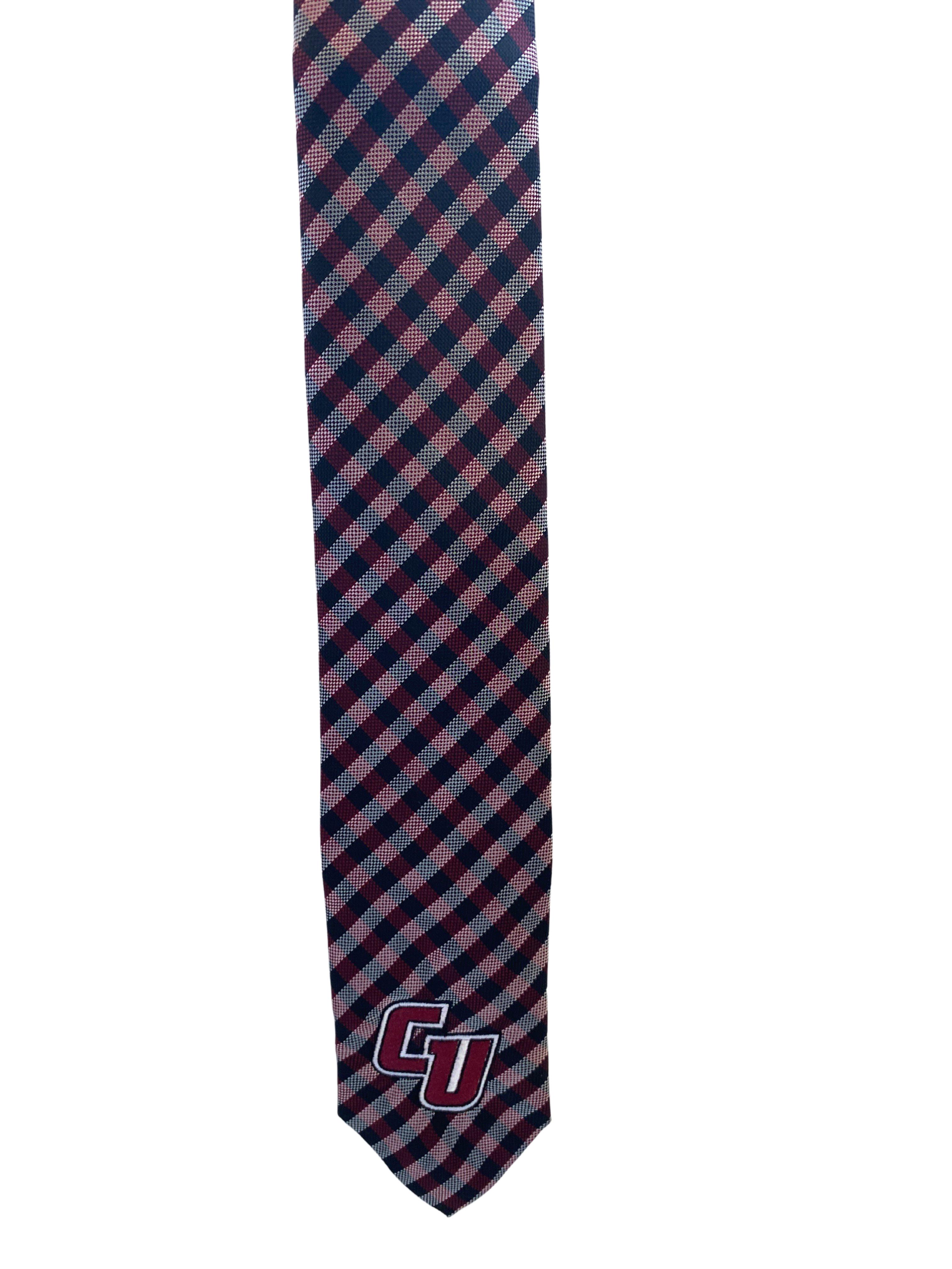 CU Stripe Tie
