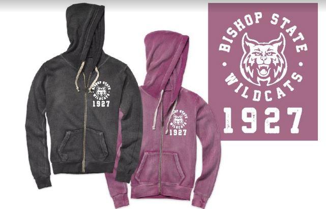 Women's Wildcat Jacket Hoodie - Pink