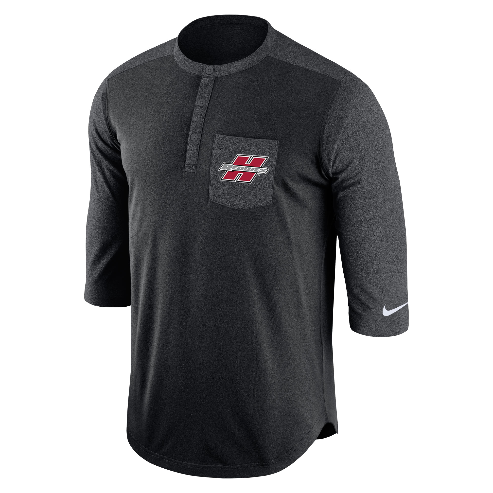 Nike Dri-Fit Henley Shirt