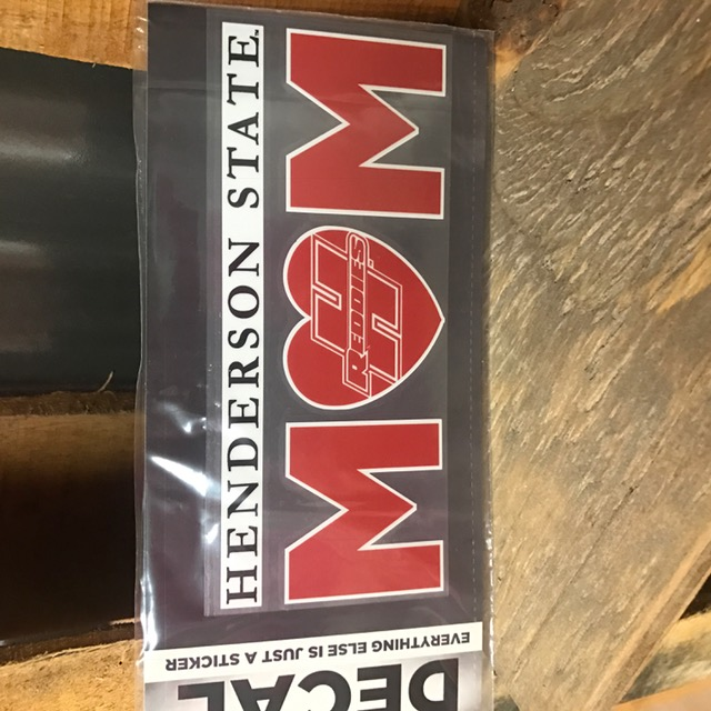 Henderson Mom Car Decal