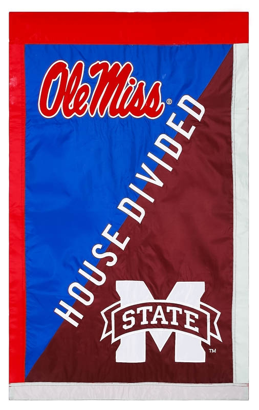House Divided Collegiate Flag