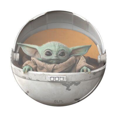 Baby Yoda Pod Swappable PopSocket