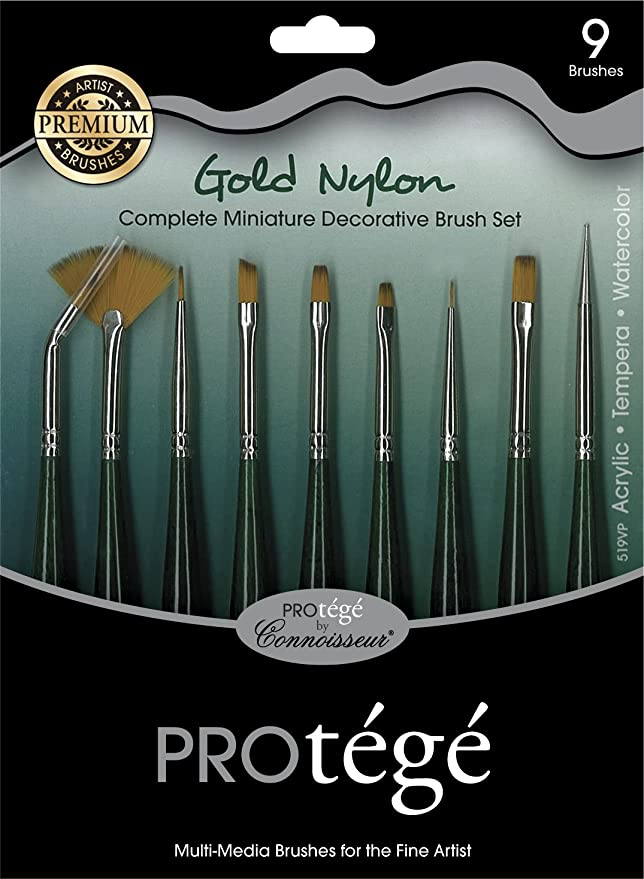 Protege Paint Brush Kit