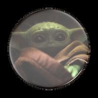 Baby Yoda Swappable PopSocket