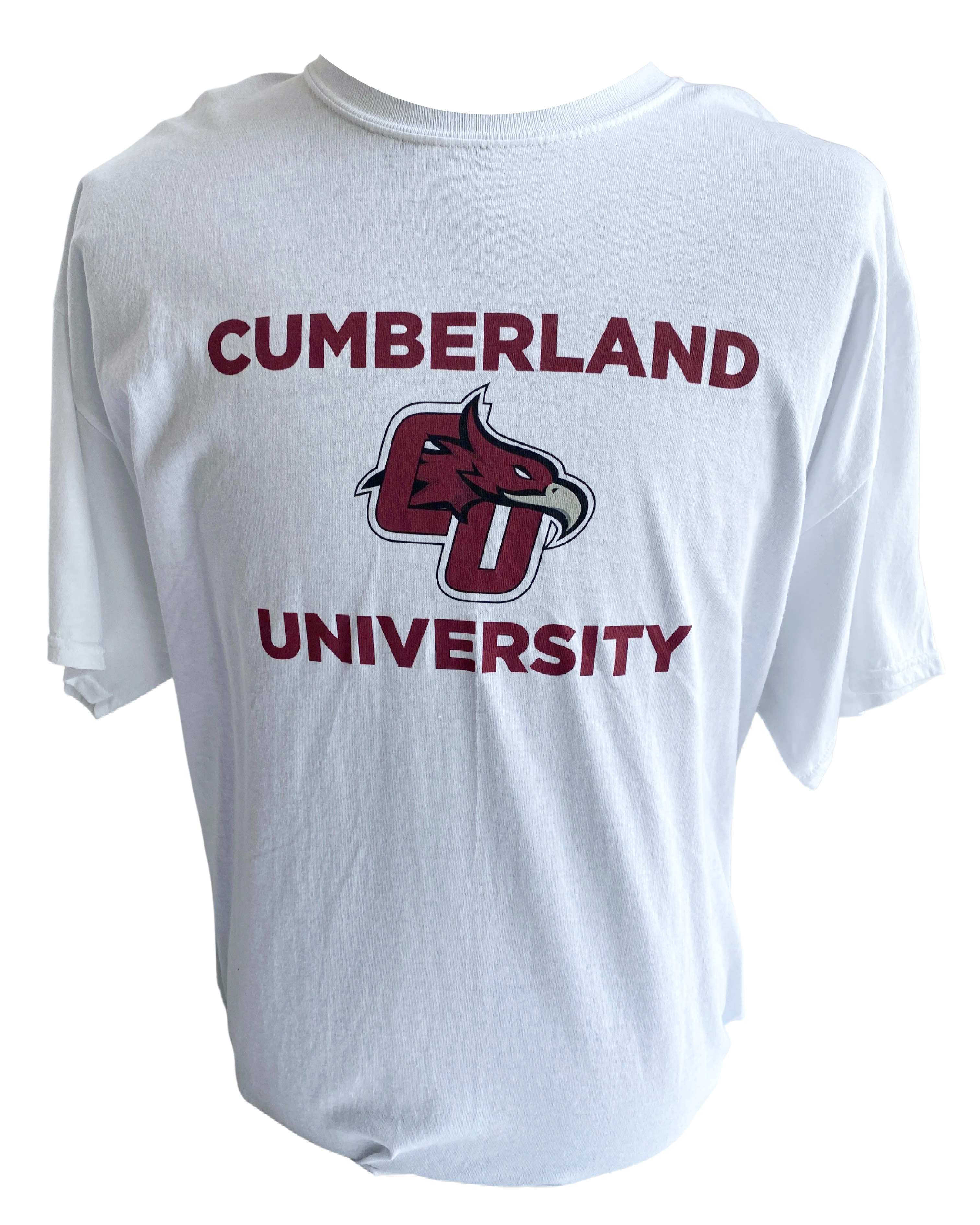 Cumberland University CU w/ Phoenix Tshirt