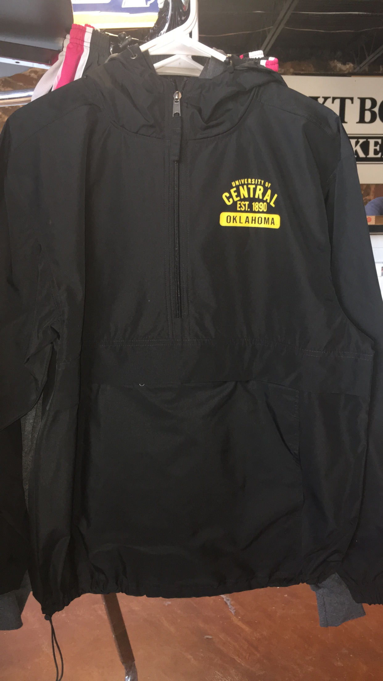 Central Rain Jacket