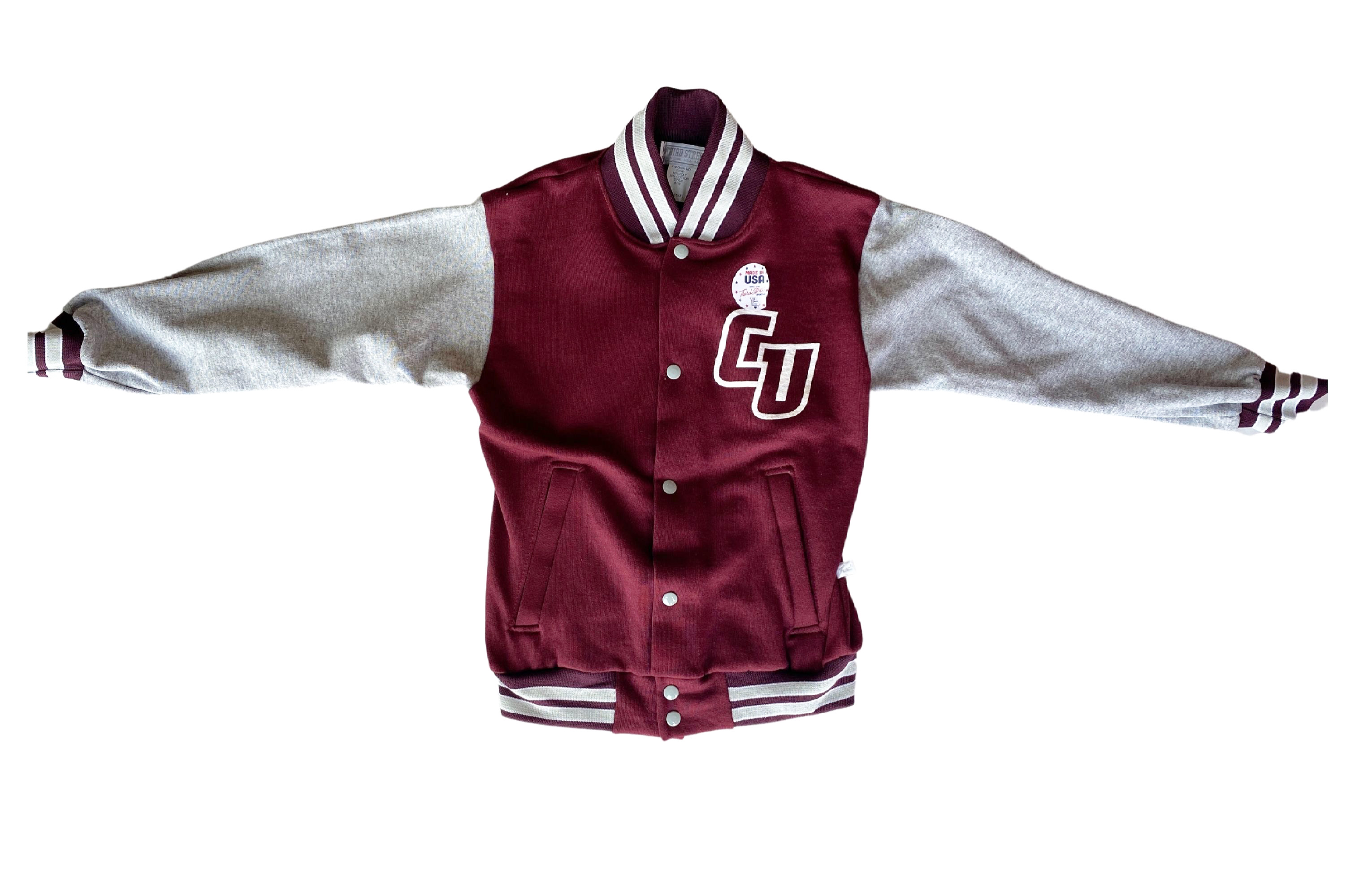 CU Toddler Varsity Jacket